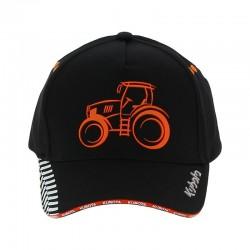 Casquette Kubota tracteur 3D Casquettes