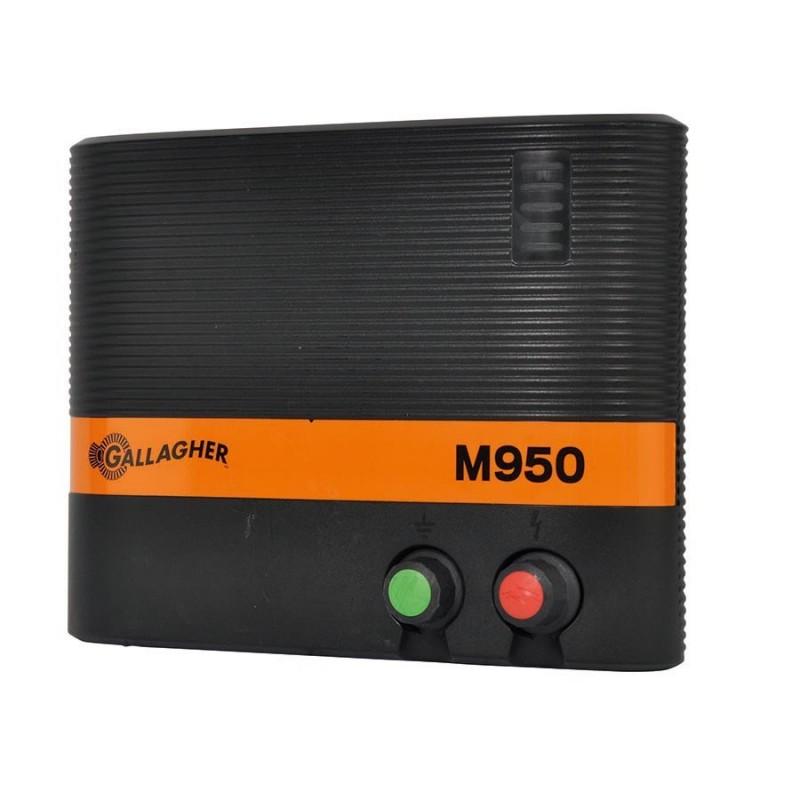Electrificateur/poste de clôture Gallagher secteur M950 (230V - 9,5 J) Electrificateurs sur secteur
