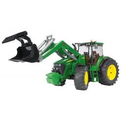 Tracteur John Deere 7930 avec chargeur Tracteurs miniatures