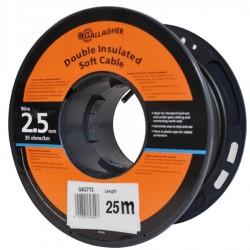 Câble de terre 2,5mm souple (25m) Mise à la terre