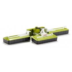 Tondeuse à grande couverture Claas Outils attelés miniatures