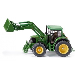 John Deere 6820 avec chargeur frontal Tracteurs miniatures