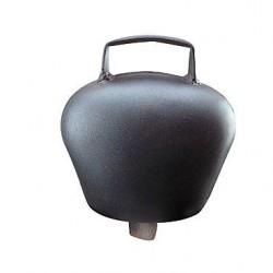 Cloche acier bombé Black-Blue 88mm Cloches