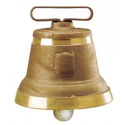 Cloche ronde laiton n°8 Cloches