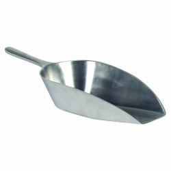 Pelle plate en aluminium 2.5kg Pelles à grains et dosage