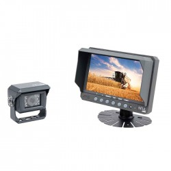 "Kit vidéo initial AMS 2 entrées 7"" 1 caméra Kits vidéos"