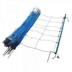 Filet de loup, Bleu 120/1W14/B-50m Filets clôtures électriques