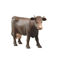 Vache brune Figurines
