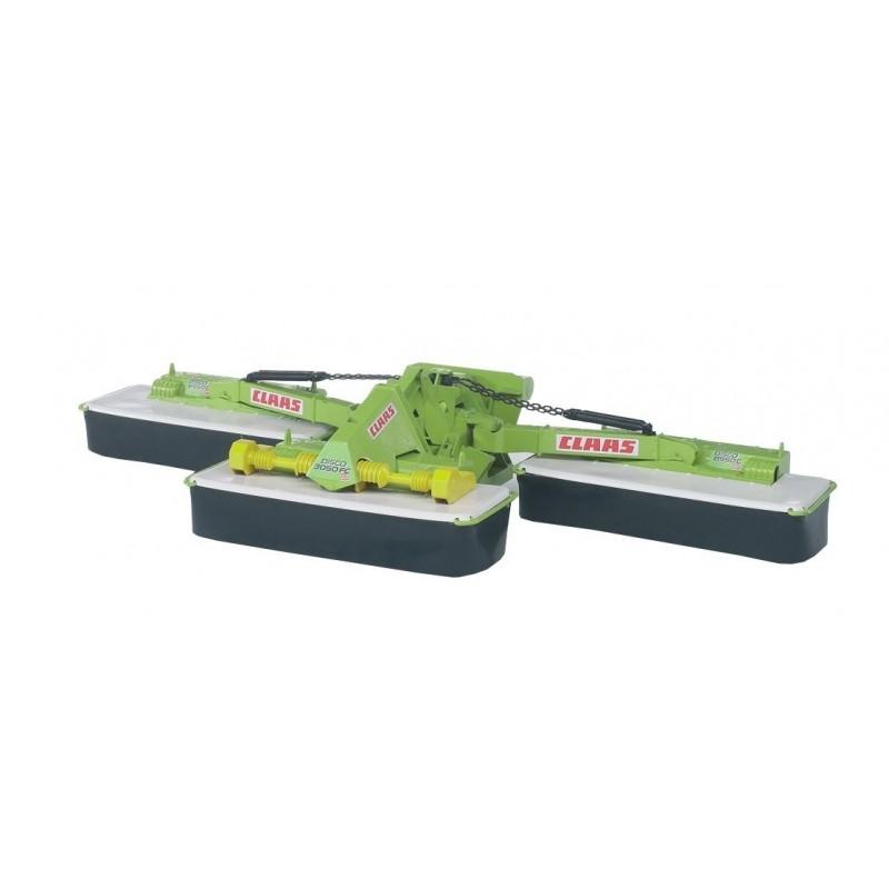 Triple faucheuse Arriere Claas Disco 8550 C Plus Outils attelés miniatures
