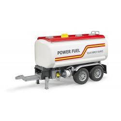Remorque Citerne pour camions Remorques miniatures