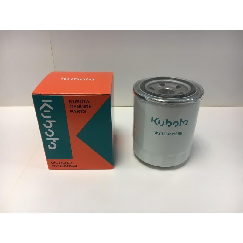 Filtre à huile Kubota W21ESO1600 - Origine Filtre à huile