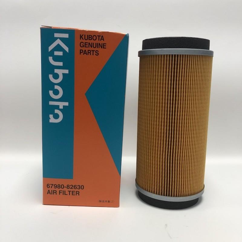 Filtre à air Kubota 67980-82630 Filtres à air