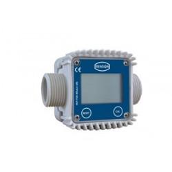 Compteur numérique à turbine Fuel & Adblue
