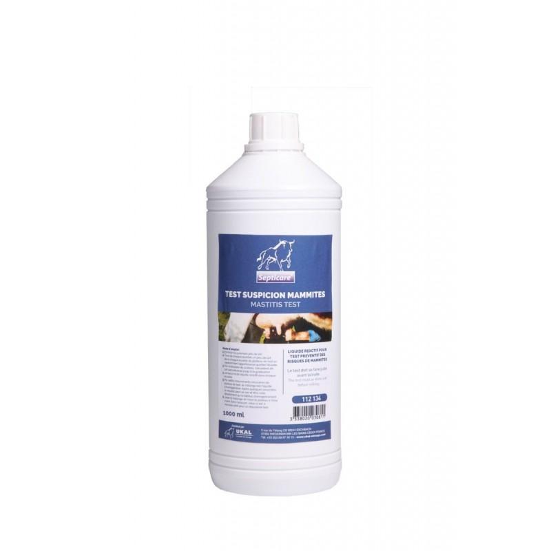 Liquide de réactif Septicare 1L Traite