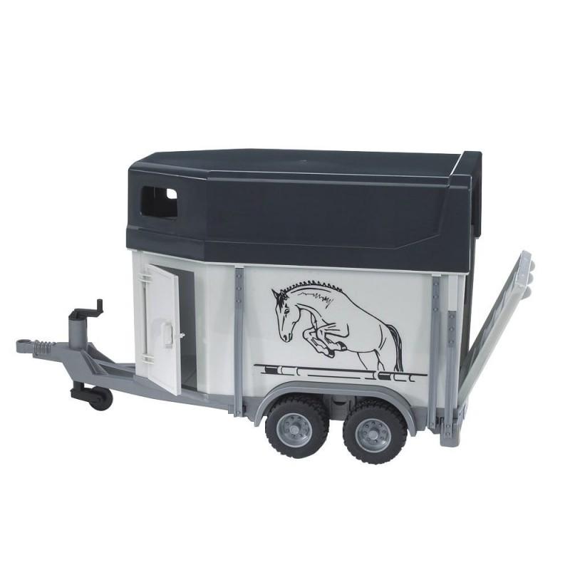 Van avec un cheval Remorques miniatures