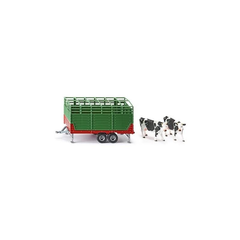 Remorque à bétail Déstockage jouets