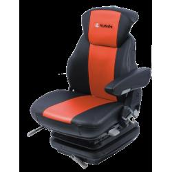Housse de siège Kubota Tep Orange et Noir pour M7002 Sièges & accessoires