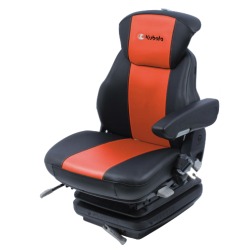 Housse de siège Kubota Tep Orange et Noir pour M7001/M5001/MGX Sièges & accessoires