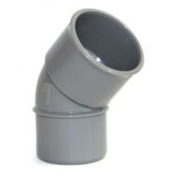 Coude 45° mâle - femelle (MF) D.32 Raccords PVC