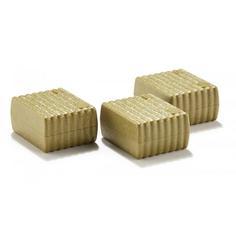 20 bottes de foin Accessoires miniatures