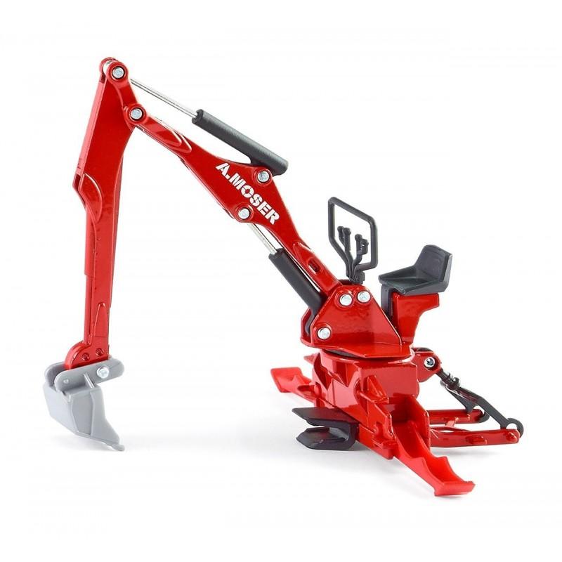 Pelle arrière pour tracteurs Déstockage jouets