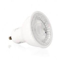 Ampoule LED GU10 spot 7W 3000°K Ampoules