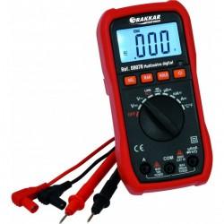 Multimètre digital automatique compact Outils de mesure