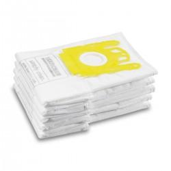 Sachet filtre ouate Karcher VC 6XXX (5 pcs) Accessoires de nettoyage