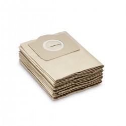 Sachet filtre papier Karcher WD (5 pcs) Accessoires de nettoyage