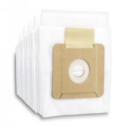 Sachet filtre ouate Karcher VC 2 (5 pcs) Accessoires de nettoyage