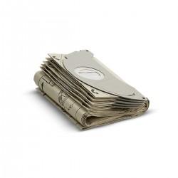 Sachet filtre papier Karcher A2120/3001 (5 pcs) Accessoires de nettoyage