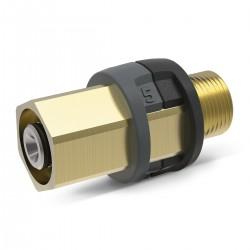 Adaptateur Karcher 5 EASY!Lock - M 22 x 1,5 Accessoires de nettoyage