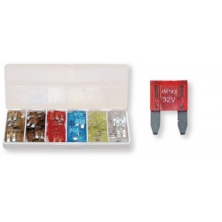 Coffret assortiment 120 fusibles US mini Fusibles
