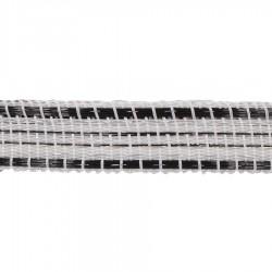 Ruban électrique PowerLine 40mm (blanc, 200 mètre) Rubans clôtures électriques