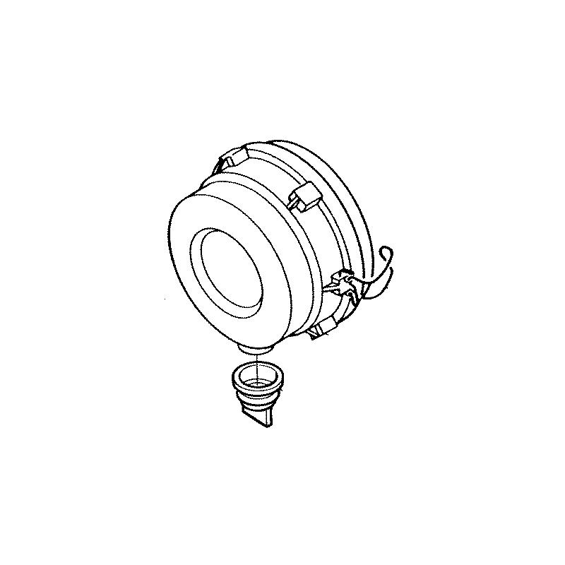 Chapeau de filtre à air Kubota T0270-93170 Filtres à air
