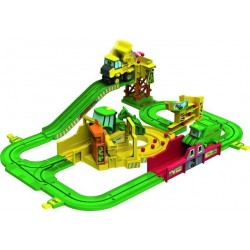 Circuit big loader du tracteur Johnny Tracteurs miniatures