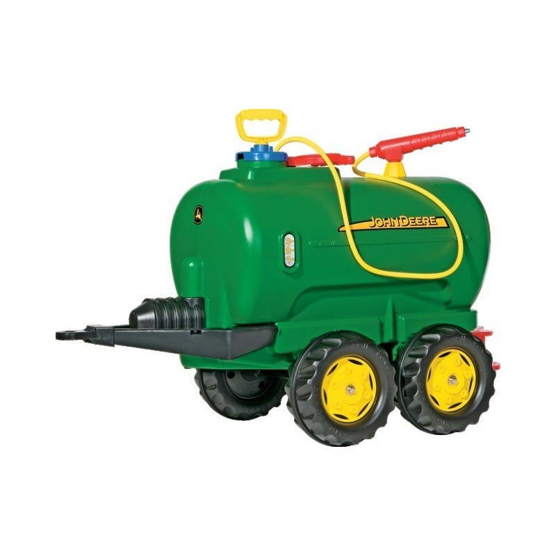 Citerne John Deere avec pompe pour tracteurs à pédales Tracteurs à pédales et accessoires