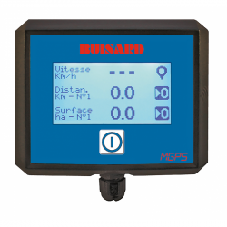 Compteur Buisard MGP5 Vitesse, distance, surface Compteurs