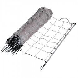 Filet Turbo, blanc, pointe simple, 90cm, 50m Filets clôtures électriques