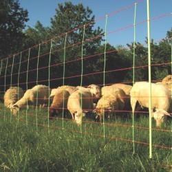Filet Combi, pointe simple, 90cm, 50m Filets clôtures électriques