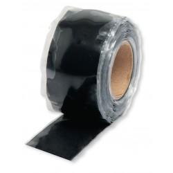 Ruban silicone auto-amalgamant noir Adhésifs