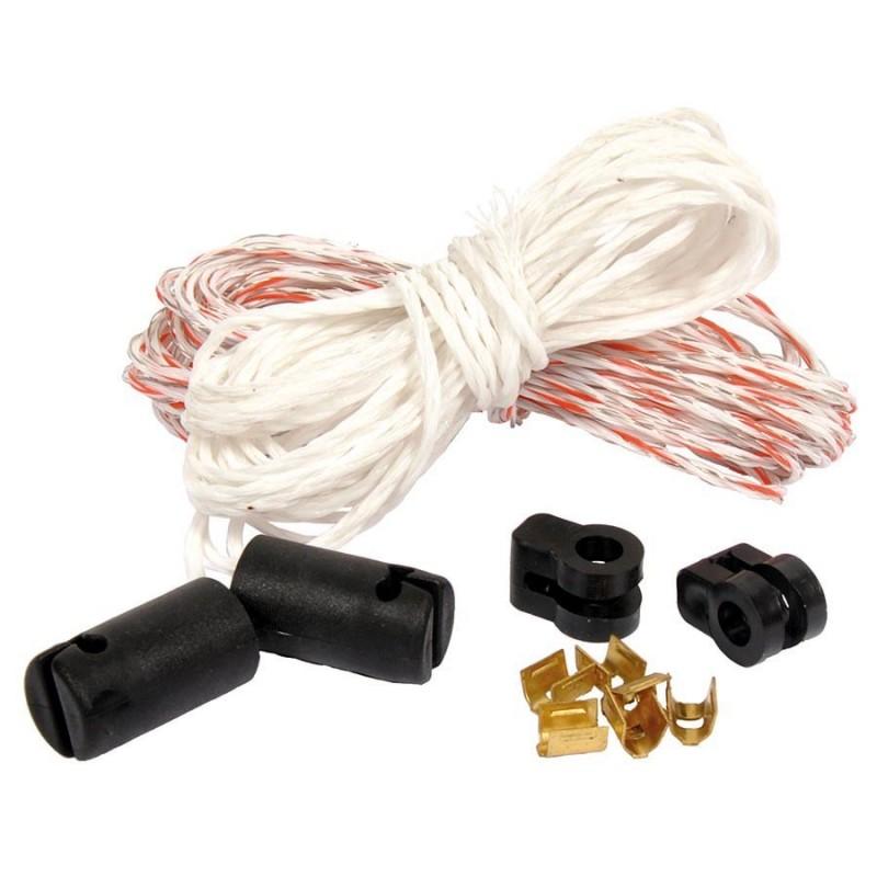 Kit de réparation Turbonet Filets clôtures électriques
