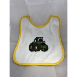 Lot de 3 bavoirs John Deere Goodies