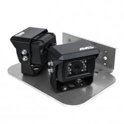 Kit de sécurité 2 caméras AMS Caméras