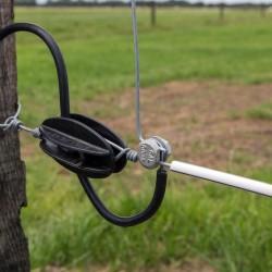 Boulons d'assemblage ronds (10 pcs) Connecteurs et tendeurs