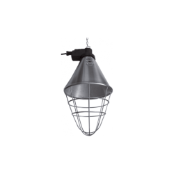 Support de lampe IR IPX4 avec économiseur - Max 250W Lampes chauffantes