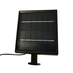 Panneau solaire Luda Solarcharger FCM Caméras de surveillance
