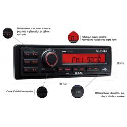 Autoradio Kubota / AMS CT412 Essentiel Autoradios