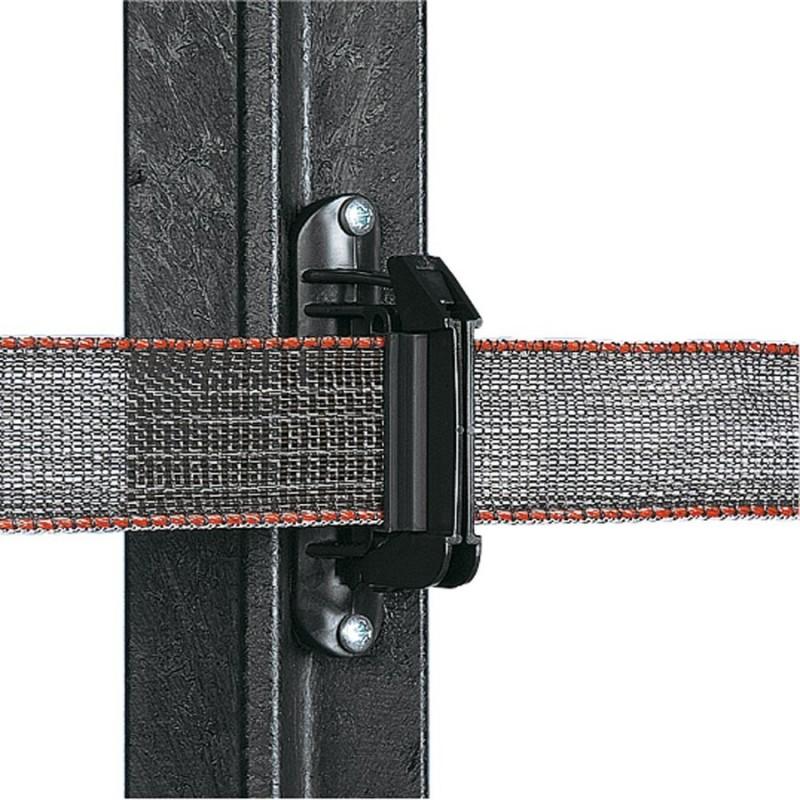 Isolateur clôture ruban Turboline (20 pcs) Isolateurs rubans
