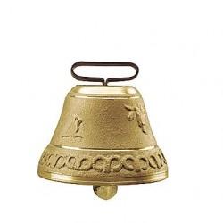 Cloche ronde en fonte de laiton 110 mm Cloches